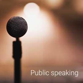 Public speaking: o călătorie încheiată în aplauze