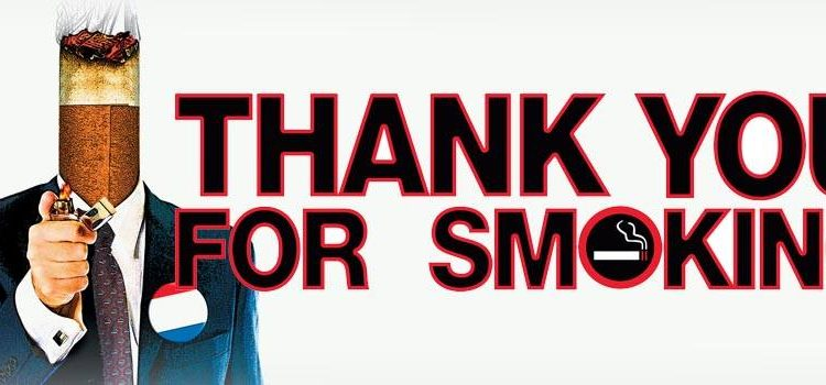 Thank you for (quitting) smoking