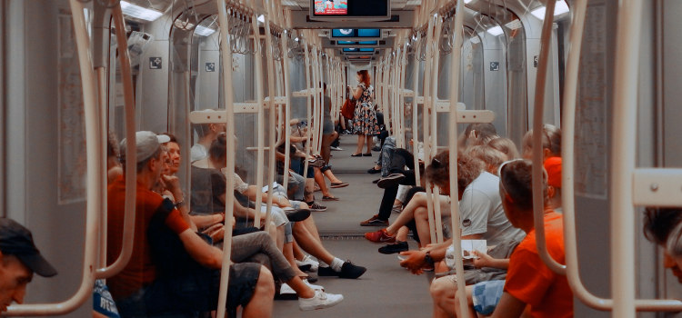 Comunicarea în transportul public